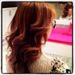 Serious blow out by Blo at the Four Seasons. Lasted 4 days.